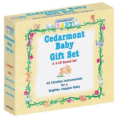 Cedarmont Baby Gift Set 0084418029624