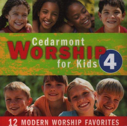 Cedarmont Worship for Kids 4: 12 Modern Worship Favorites 0084418056521