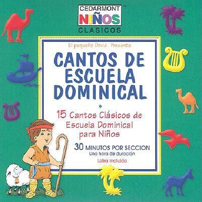 Cantos de Escuela Dominical 0084418413225