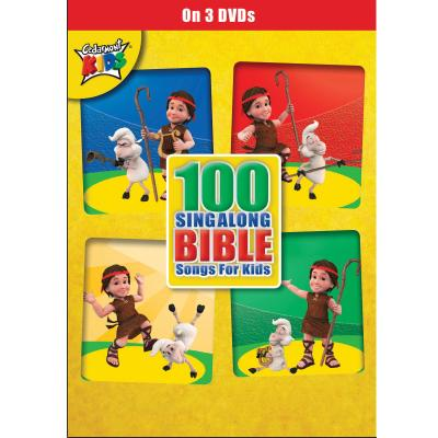 100 Singalong Bible Songs for Kids