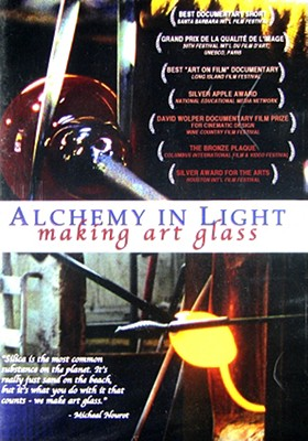 Alchemy in Light: Making Art Glass