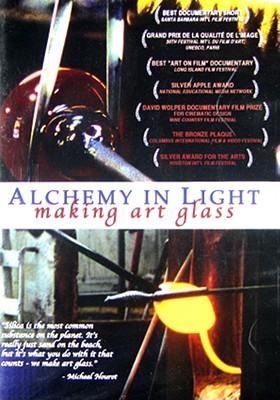 Alchemy in Light: Making Art Glass