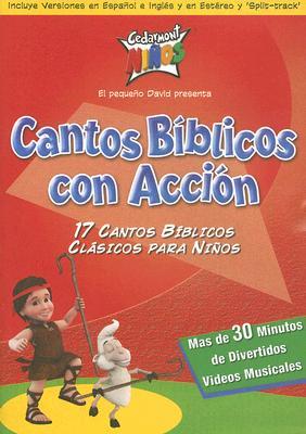 Cantos Biblicos Con Accion: 17 Videos Musicales Para Ninos
