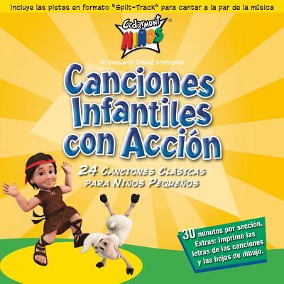 Cantos Infantiles Con Accion 0084418017096