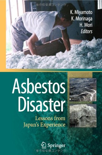 Asbestos Disaster: Lessons from Japan's Experience 9784431539148