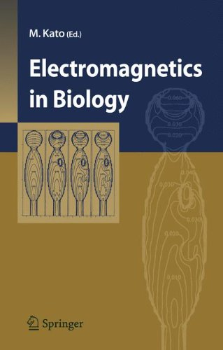 Electromagnetics in Biology 9784431998129