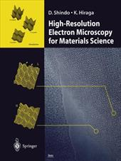 High-Resolution Electron Microscopy for Materials Science 8098693