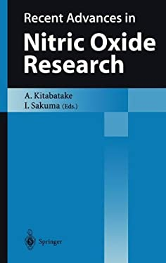 Recent Advances in Nitric Oxide Research 9784431702306