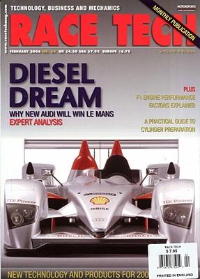 Race Tech (12 Issues)