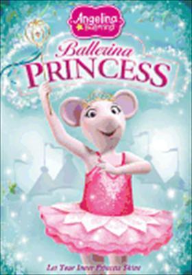 Angelina Ballerina-Ballerina Princess