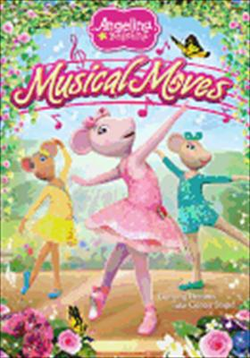 Angelina Ballerina-Musical Moves