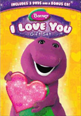 Barney: I Love You Gift Set
