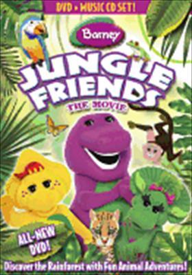 Barney: Jungle Friends, the Movie