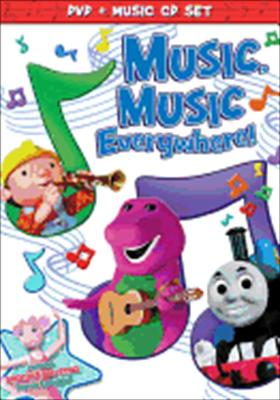 Music Music Everywhere