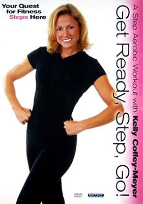 Ready Step Go W/Kelly Coffey-Meyer