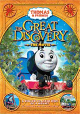 Thomas & Friends: The Great Discovery, the Movie