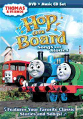 Thomas & Friends: Hop on Board Songs & Stories