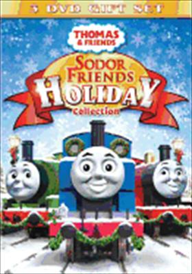 Thomas & Friends: Sodor Friends Holiday Collection Giftset