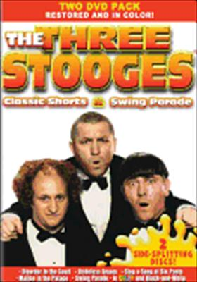 The Three Stooges: Classics Shorts & Swing Parade