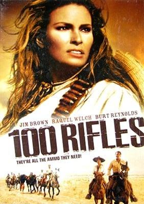 100 Rifles 0024543238713