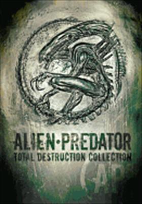 Alien - Predator: Total Destruction Collection