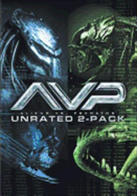 Alien Vs. Predator 1 & 2