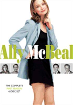 Ally McBeal: The Complete First Season