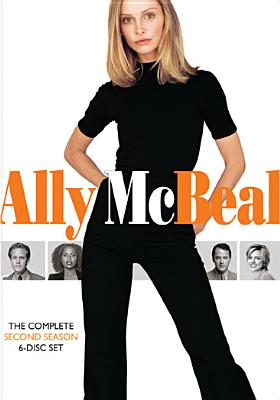 Ally McBeal: The Complete Second Season