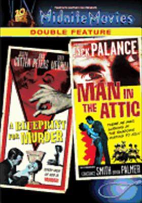 Blueprint for Murder / Man in the Attic
