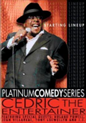 Cedric the Entertainer: Platinum Comedy Series - Starting Lineup