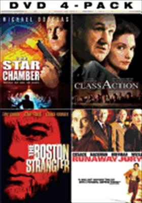 Courtroom DVD 4-Pack