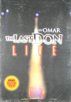 DVD-The Last Don Live