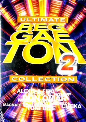 DVD-Ultimate Reggaeton Col V2