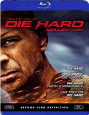 Die Hard Collection (1-4)