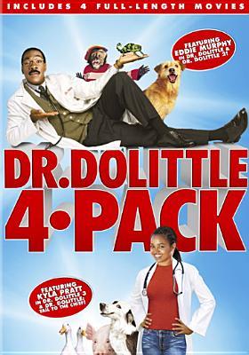 Dr. Dolittle 4-Pack