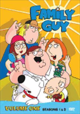 Family Guy: Volume 1 - Seasons 1 & 2