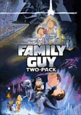 Family Guy Presents: Something Dark Side / Blue Harvest