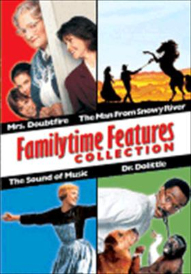 Familytime Features Collection