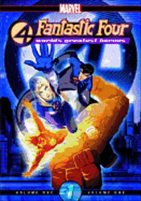 Fantastic Four: World's Greatest Heroes Volume 1