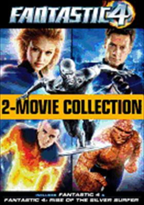 Fantastic Four 2 Movie Collection