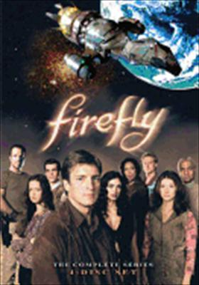 Firefly: The Complete Series 0024543089292