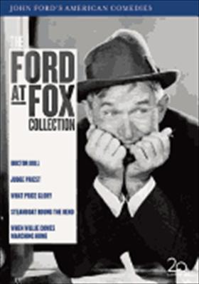 Ford at Fox: John Ford's American Comedies