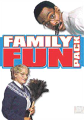 Fox Family Fun Gift Pack