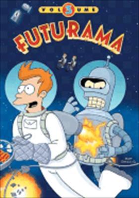 Futurama Volume Three