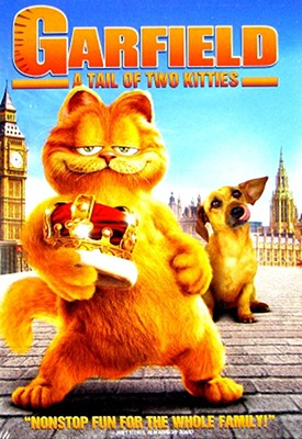 Garfield: A Tail of Two Kitties 0024543387381