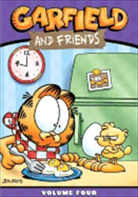 Garfield & Friends Volume 4