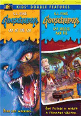 Goosebumps: Cry of the Cat / Say Cheese & Die
