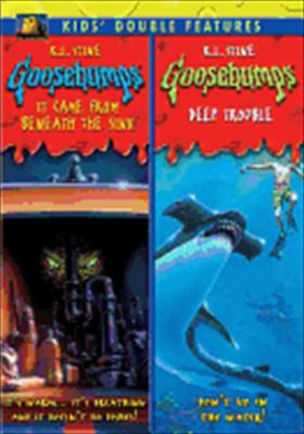 Goosebumps: It Came from Beneath the Sink / Trouble