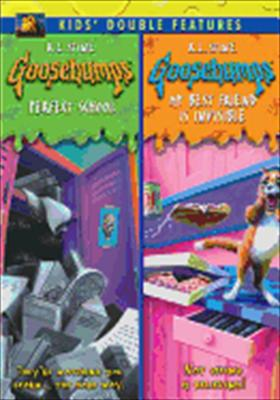 Goosebumps: Perfect School / My Best Friend Is Invisible