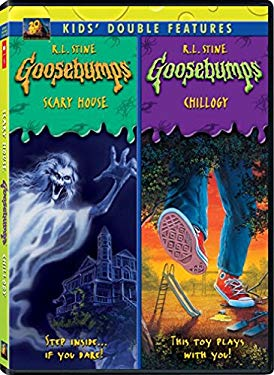 Goosebumps: Scary House / Chillogy 0024543547662